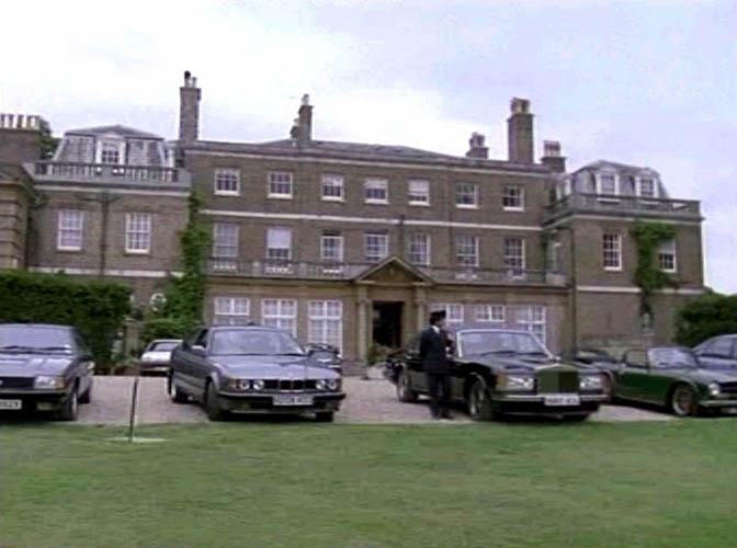 """IMCDb.org: 1970 Triumph TR6 PI In """"Lovejoy, 1986-1994"""""""