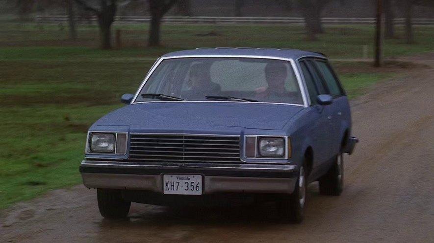 IMCDb.org: 1981 Buick Century Wagon in