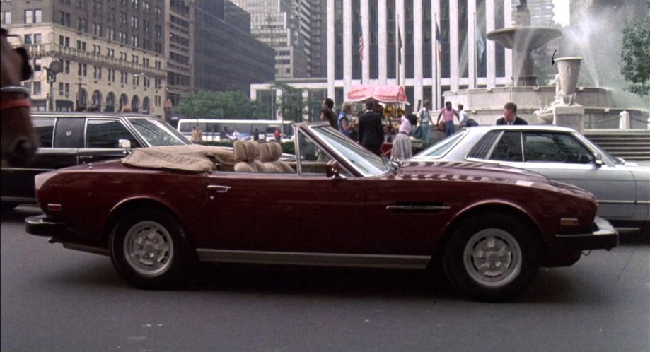 aston martin v8 vantage 1980. 1980 aston martin v8 volante vantage t