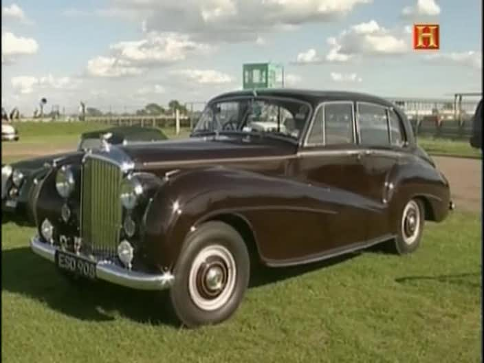 1953 Bentley R-Type Lightweight Saloon H.J. Mulliner [B350SR]