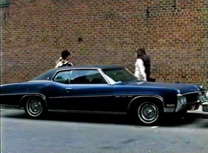 IMCDb.org: 1970 Buick LeSabre Custom Two Door Hardtop [45437] in ...