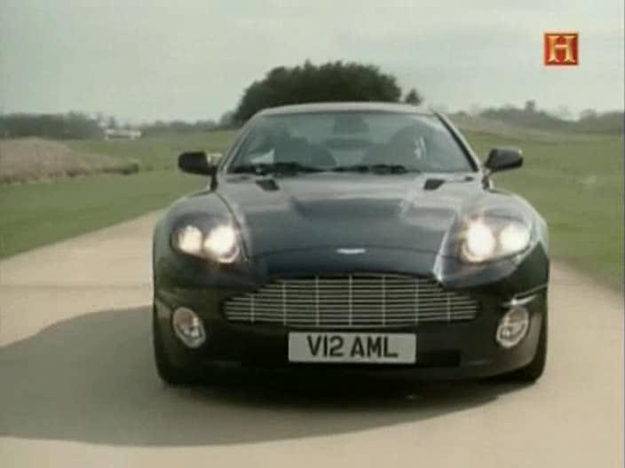 IMCDborg Aston Martin Vanquish In The History Of Aston - 2000 aston martin