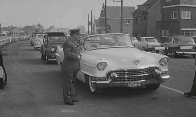 """IMCDb.org: 1955 Cadillac Eldorado Convertible in """"Les ..."""