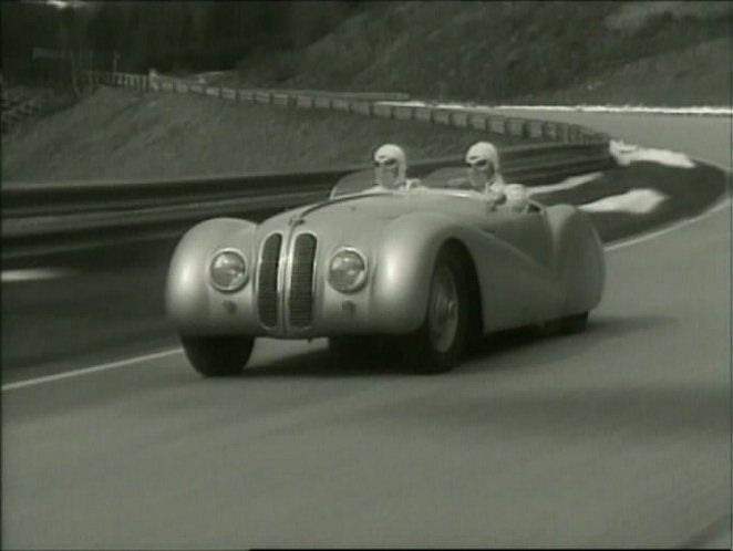 1938 BMW 328 Mille Miglia Roadster