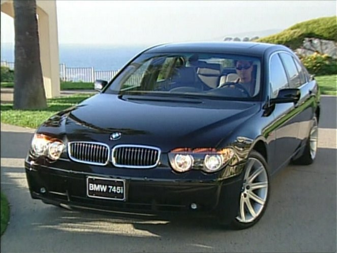 2003 bmw 745i e65 in the history of bmw the. Black Bedroom Furniture Sets. Home Design Ideas