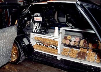 Imcdb Org Ford Crown Victoria In Monster Garage