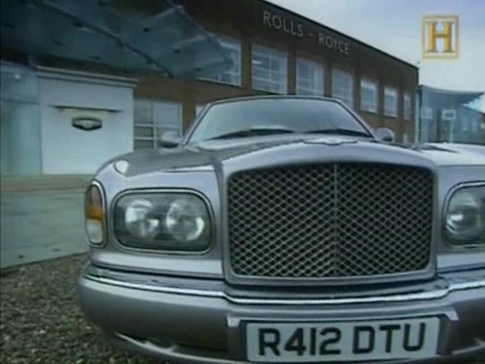 IMCDb.org: 1998 Bentley Arnage in