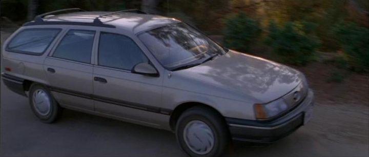 I on 1994 Ford Interior