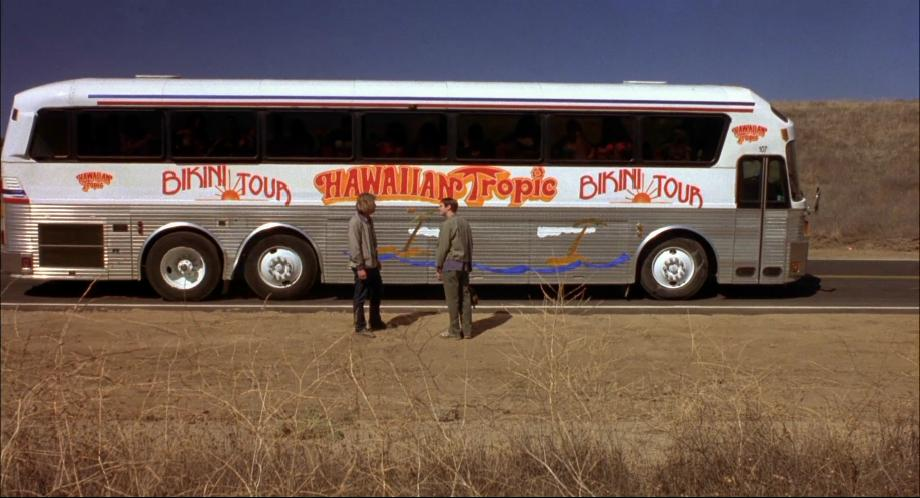 dumb and dumber  bus 