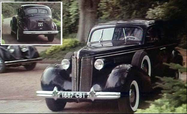 1937 buick special touring sedan 41 in for 1937 buick special 2 door