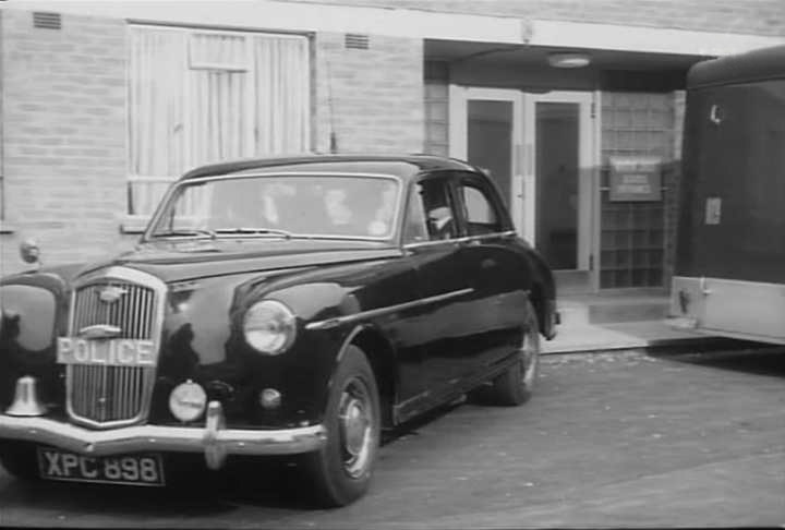1955 Wolseley 6/90 Series I
