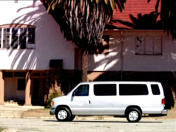 1997 ford club wagon xlt e 350 in demon. Black Bedroom Furniture Sets. Home Design Ideas