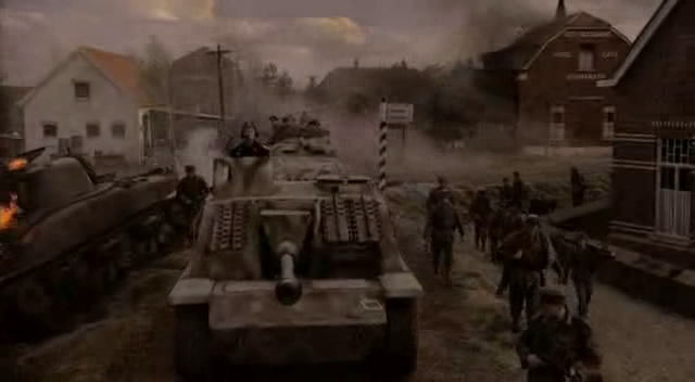 Made for Movie StuG III Ausf. G