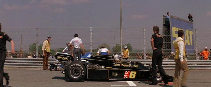 1976 Lotus 77 Ford Cosworth V8 [Type 77]