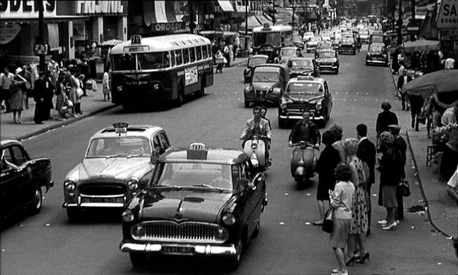 1957 simca ariane in cl o de 5 7 1961 for Garage des taxis g7