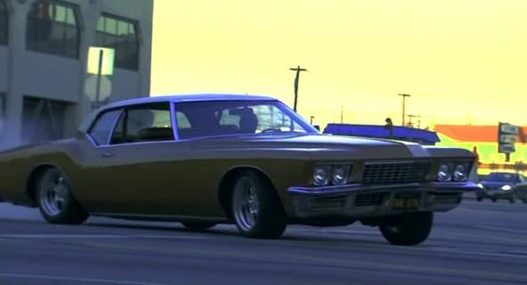 1972 Buick Riviera