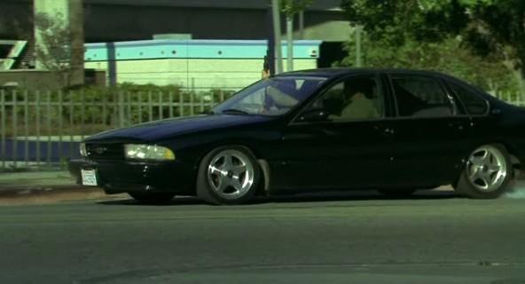 "2009 Chevrolet Impala Ss >> IMCDb.org: 1995 Chevrolet Impala SS in ""Crank, 2006"""