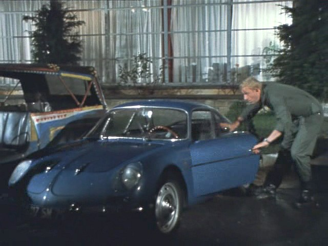 1966 Alpine A110 Berlinette