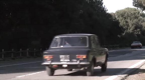 Imcdb 1969 Fiat 128 1a Serie In Romanzo Criminale 2006