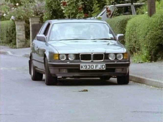 Worksheet. 1986 BMW 730i E32 related infomationspecifications  WeiLi