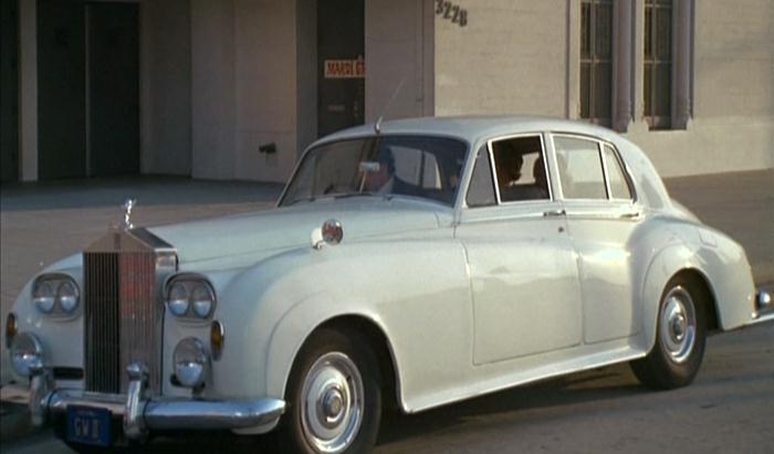 IMCDb.org: 1955 Bentley S1 as Rolls-Royce Silver Cloud III in