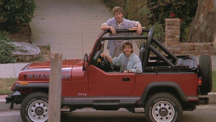"Jeep Laredo 2008 For Sale IMCDb.org: 1987 Jeep Wrangler [YJ] in ""Like Father Like ..."