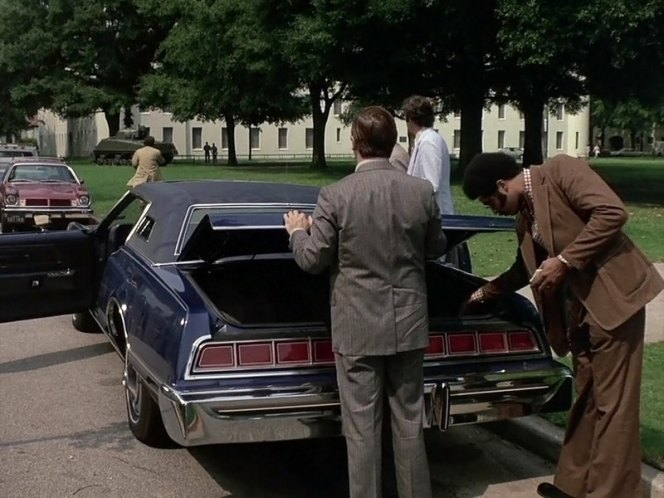 IMCDborg 1974 Ford Thunderbird In Columbo By Dawns Early