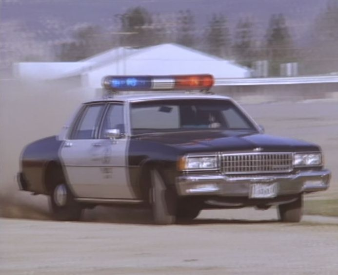 Imcdb Org 1986 Chevrolet Caprice 9c1 In Quot Out For Blood 1993 Quot