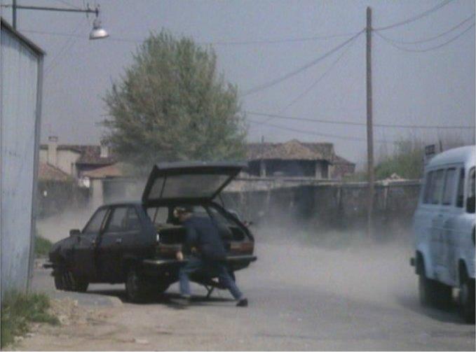 Imcdb Org 1982 Renault 30 Turbo D R1270 In Quot La Piovra 4