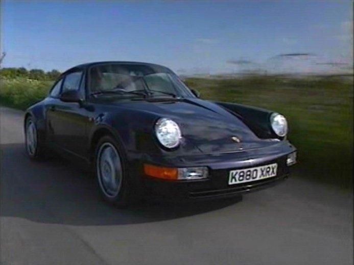 Imcdb 1993 Porsche 911 Carrera 4 Celebration 964 In Top Gear