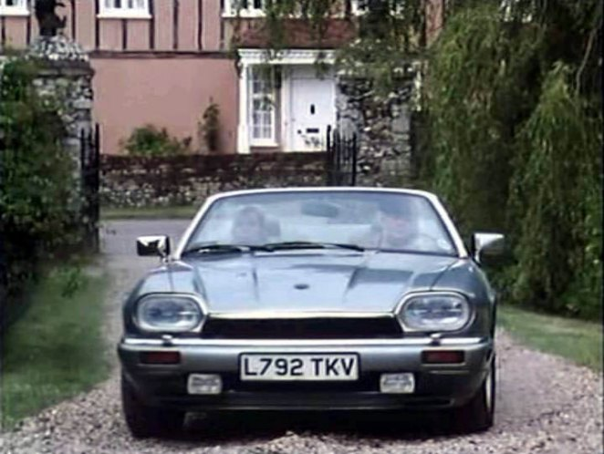 1993 Jaguar XJS 4.0 Convertible [XJ77]