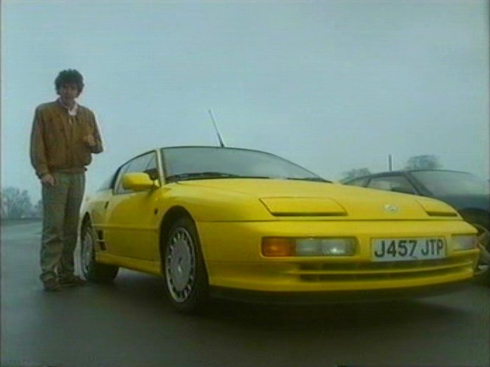 1991 renault a610 turbo x50 in top gear 1978 2001. Black Bedroom Furniture Sets. Home Design Ideas