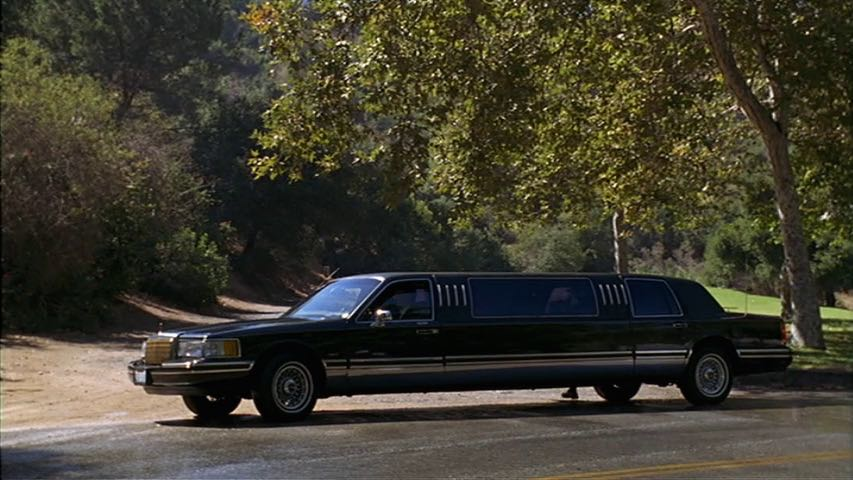 1993 Lincoln Town Car Stretched Limousine