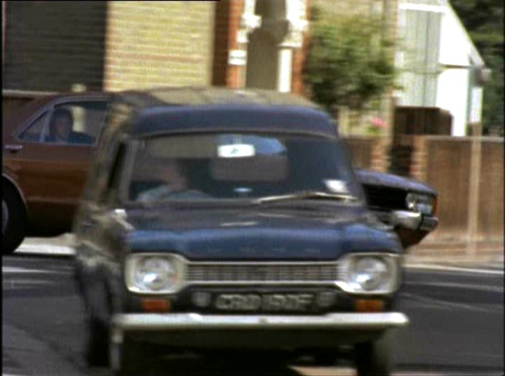 1968 Ford Escort Van MkI