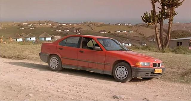 316i E36 Coupe 1992 Bmw 316i E36