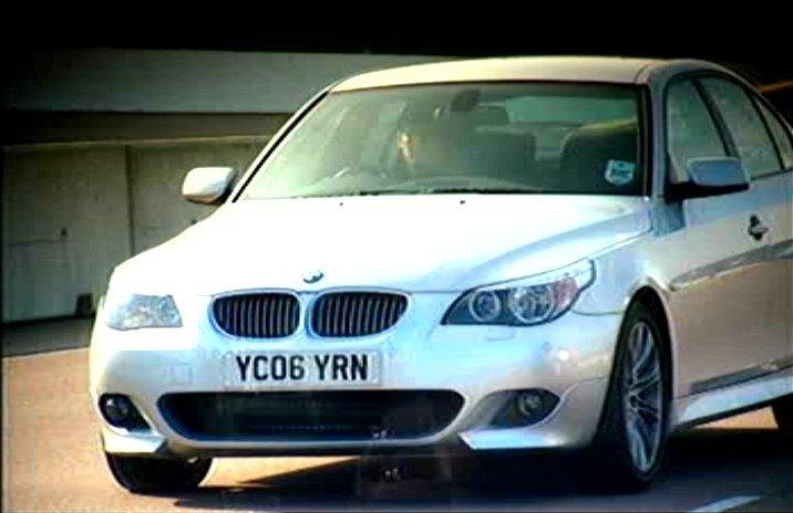 IMCDborg 2006 BMW 530i M Sport E60 in Fifth Gear 20022015