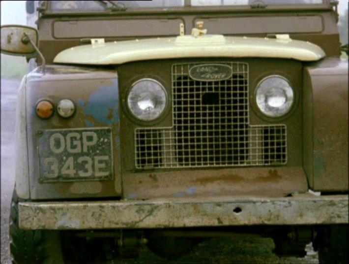 1967 Land-Rover 109'' Series IIa