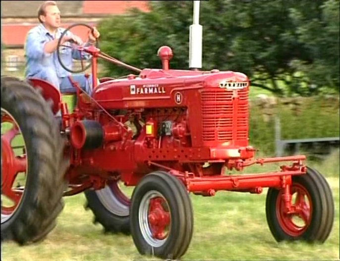 McCormick International Farmall H