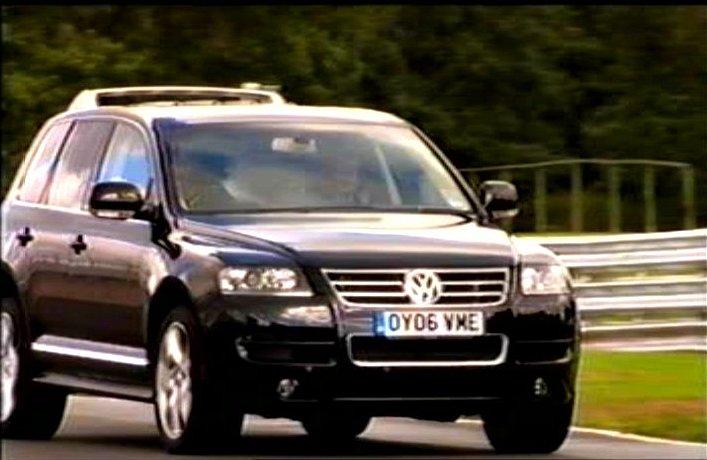 Imcdb Org 2006 Volkswagen Touareg Altitude V10 Tdi I Typ