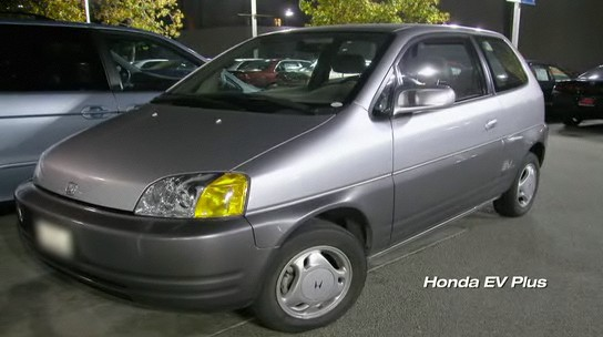 1999 Honda Ev Plus