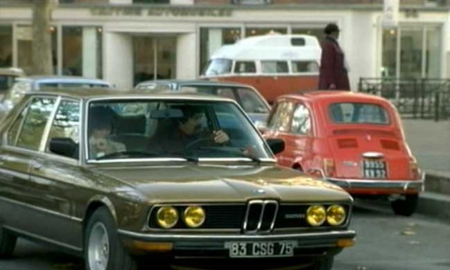 1979 bmw 528i e12 in la chasse l 39 homme. Black Bedroom Furniture Sets. Home Design Ideas