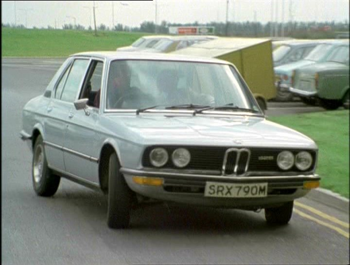 Imcdb Org 1974 Bmw 525 E12 In Quot The Sweeney 1975 1978 Quot