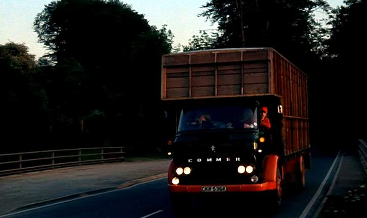 1972 Commer CE Maxiload Horse-box