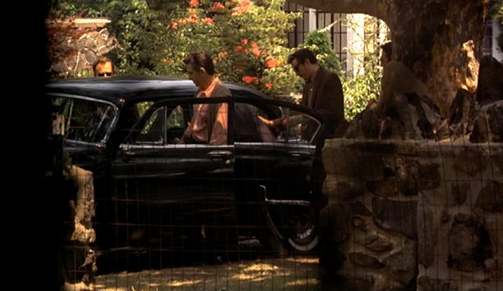 Cars Used In The Godfather