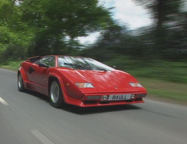 Imcdb Org 1987 Lamborghini Countach 5000 Qv In Quot Clarkson