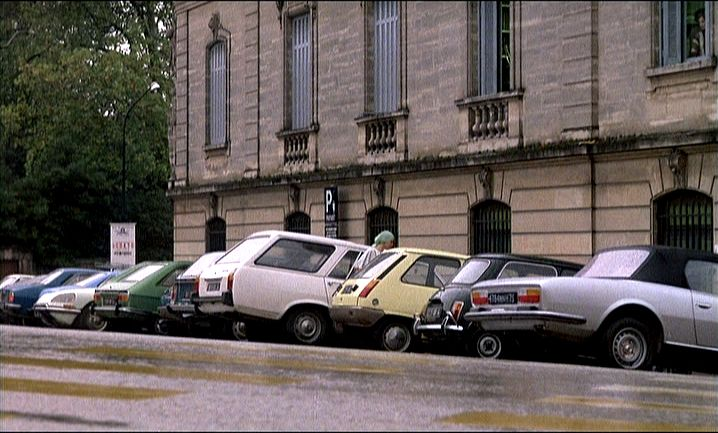 Imcdb Org 1977 Peugeot 504 Cabriolet V6 In L Homme Qui Aimait Les