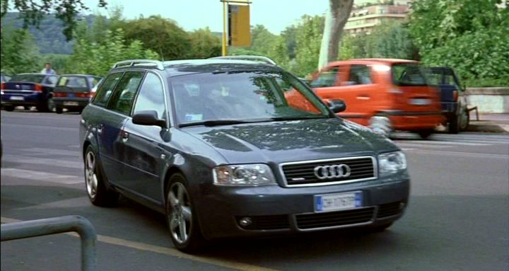 2003 audi a6 avant 2 5 tdi quattro tiptronic c5 typ 4b in l 39 amore eterno finch. Black Bedroom Furniture Sets. Home Design Ideas