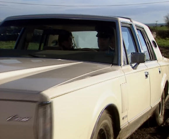 1980 Lincoln Continental Mark