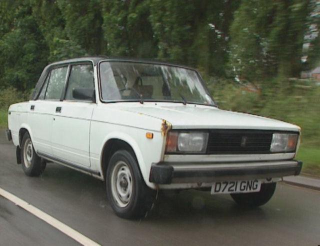 1986 Lada Riva 1200 L [21058]