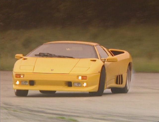 Imcdb Org 1996 Lamborghini Diablo Vt Roadster In